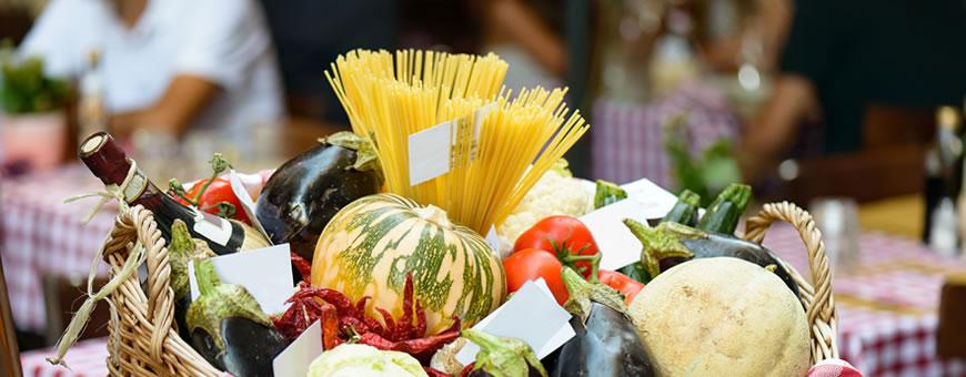 cibo e turismo enogastronomico