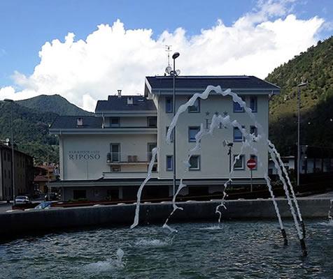 Hotel Ristorante Riposo