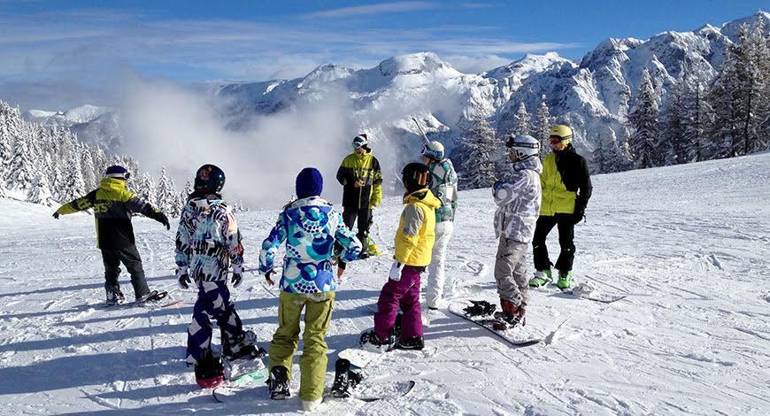 Il Turismo montano in inverno