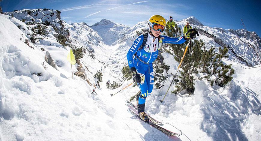 Olimpiadi giovanili di scialpinismo