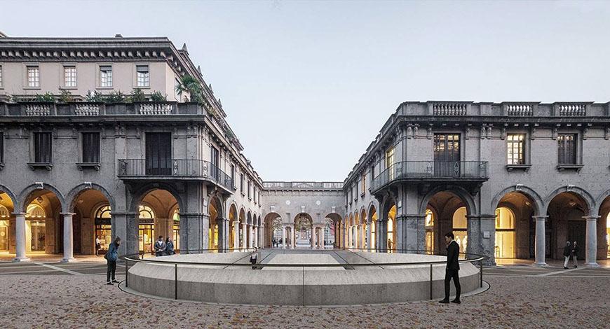 Riqualificazione del Centro Piacentiniano di Bergamo