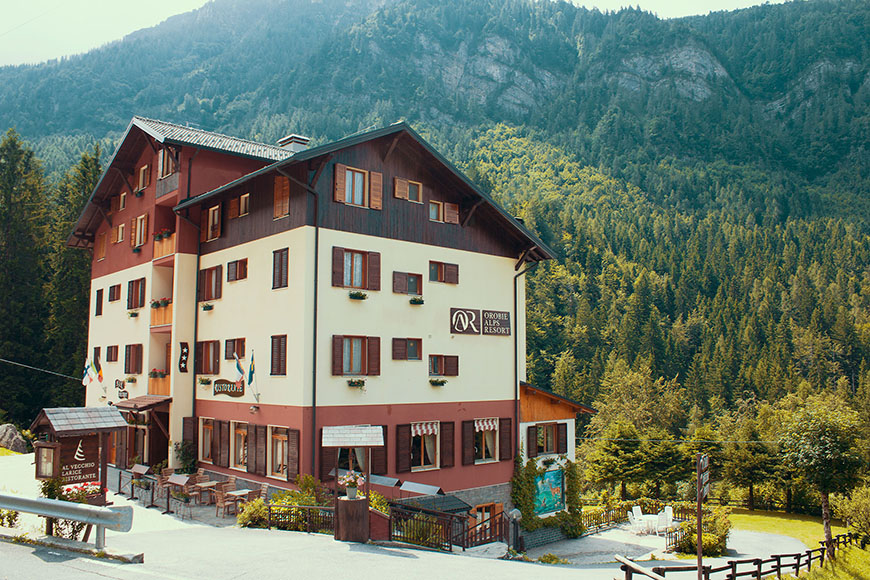 Orobie Alps Resort Hotel