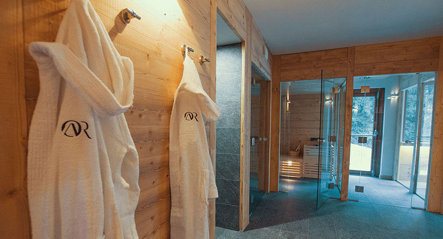Orobie Alps Resort centro benessere