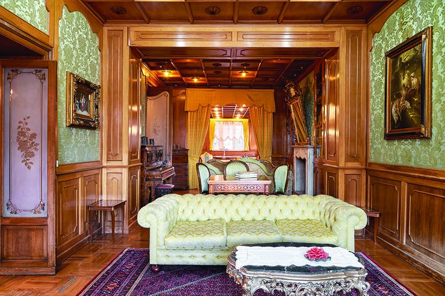 Villa delle Ortensie - Ambienti