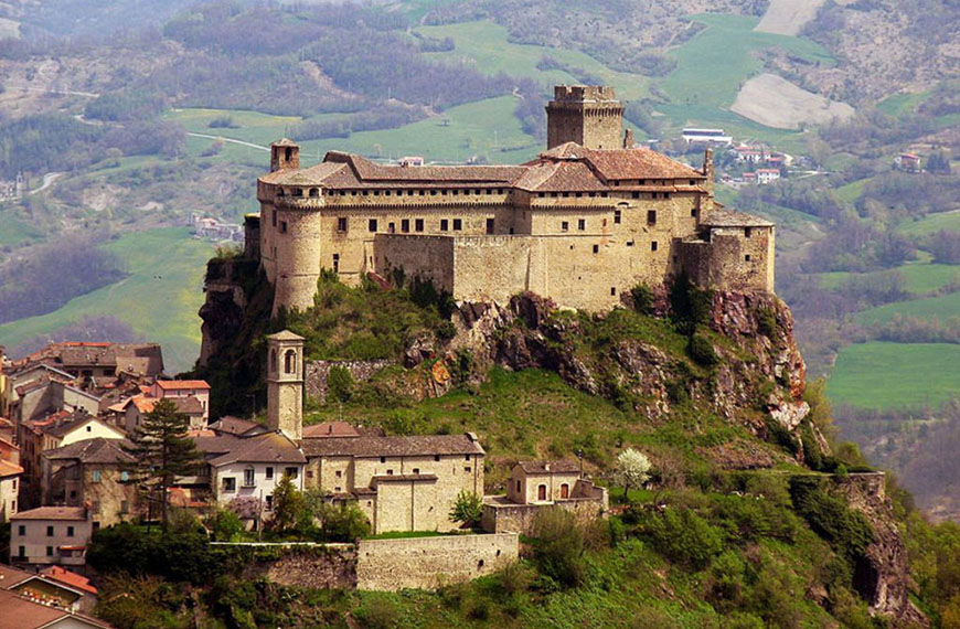 Il Borgo di Rocca di Landi